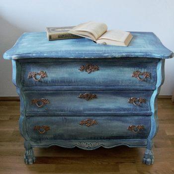 "Watercolor ""Blues"""